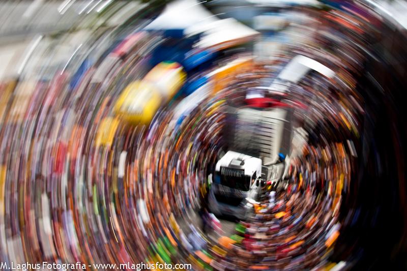 Experimentação 1 / Carnaval Salvador Bahia 2012 - M.Laghus Fotografia